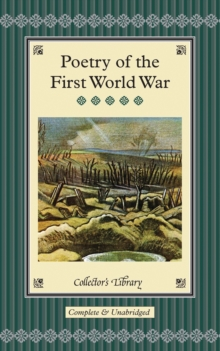 Poetry of the First World War, Hardback