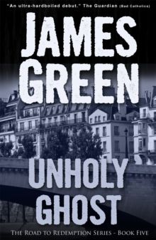 Unholy Ghost, Paperback Book
