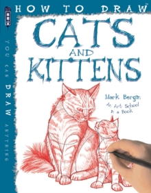 How to Draw Cats and Kittens, Paperback Book