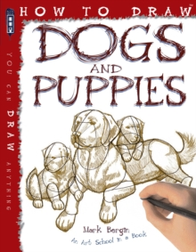 How to Draw Dogs and Puppies, Paperback
