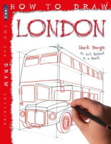 How to Draw London, Paperback Book