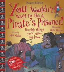 You Wouldn't Want to be a Pirate's Prisoner, Paperback