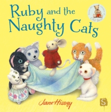 Ruby and the Naughty Cats, Hardback