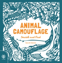 Animal Camouflage : Search and Find, Hardback