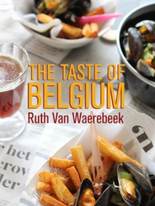 The Taste of Belgium, Hardback Book
