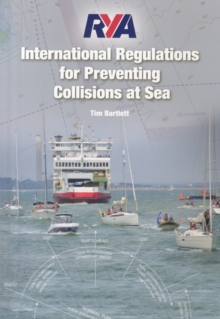 RYA International Regulations for Preventing Collisions at Sea, Paperback