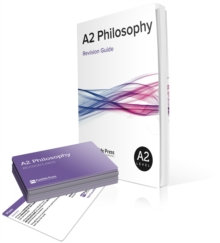 A2 Philosophy Revision Guide & Cards for Edexcel, Mixed media product