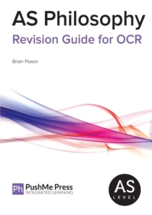 AS Philosophy Revision Guide for OCR : Religious Studies, Paperback