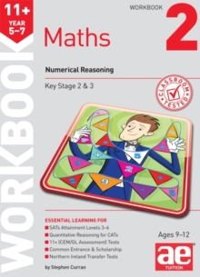 11+ Maths Year 5-7 Workbook 2 : Numerical Reasoning, Paperback