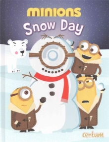Minions Snow Day Picture Book, Hardback