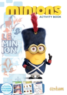 Minions: Activity Book, Paperback