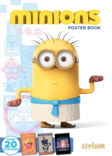 Minions: Poster Book, Paperback Book