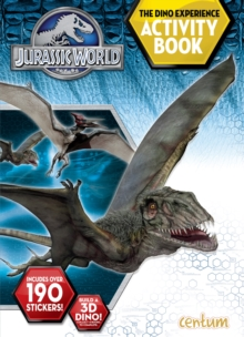 Jurassic World: Activity Book, Paperback