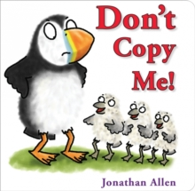 Don't Copy Me!, Board book Book