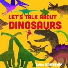 Let's Talk About Dinosaurs, Paperback Book