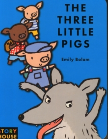 The Three Little Pigs, Board book