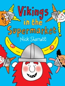 Vikings in the Supermarket, Hardback