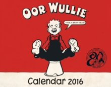 Oor Wullie Calendar 2016, Other printed item Book