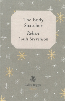 The Body Snatcher, Paperback