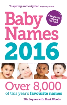 Baby Names, Paperback