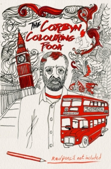 The Corbyn Colouring Book, Paperback
