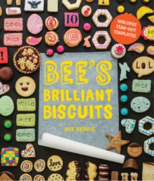 Bee's Brilliant Biscuits, Hardback Book