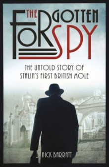 The Forgotten Spy, Paperback