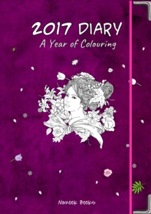 2017 Diary : A Year of Colouring, Other book format