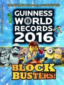 Guinness World Records 2016 Blockbusters, Paperback