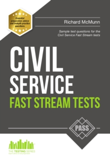 Civil Service Fast Stream Tests: Sample Test Questions for the Fast Stream Civil Service Tests, Paperback