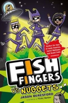 Fish Fingers vs Nuggets, Paperback