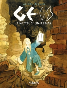 Geis : A Matter of Life and Death, Hardback Book