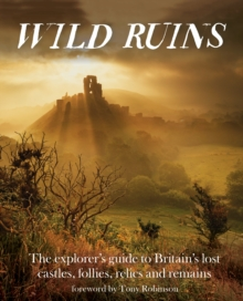 Wild Ruins : The Explorer's Guide to Britain Lost Castles, Follies, Relics and Remains, Paperback