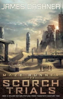 The Scorch Trials - Movie, Paperback Book