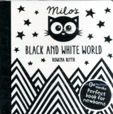 Milo's Black and White World, Board book