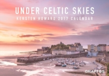 Under Celtic Skies 2017 Calendar, Calendar Book