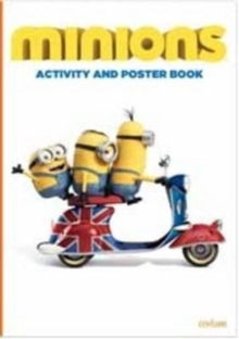Minions Activity and Poster Book, Paperback