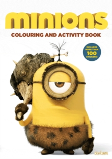 Minions: Colouring and Activity Book, Paperback