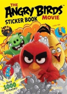 Angry Birds 1000 Sticker Book, Paperback