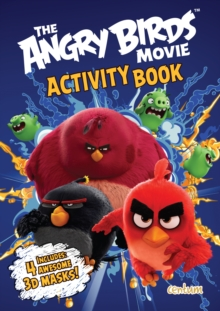 Angry Birds Movie Activity Book, Paperback