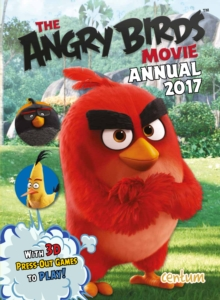 The Angry Birds Movie Annual, Hardback