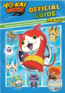 Yo-Kai Watch Official Guide, Hardback Book