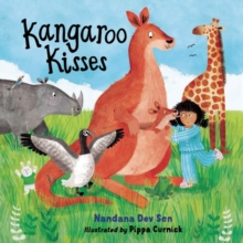 Kangaroo Kisses, Hardback Book