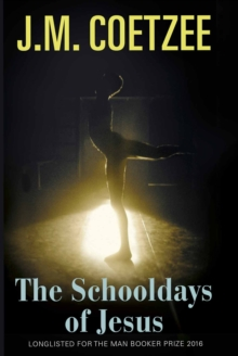 The Schooldays of Jesus, Hardback Book