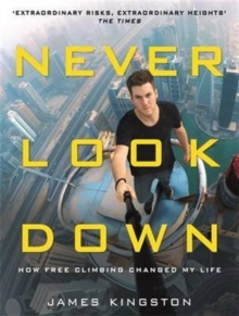Never Look Down, Hardback Book