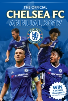 The Official Chelsea Annual 2017, Hardback