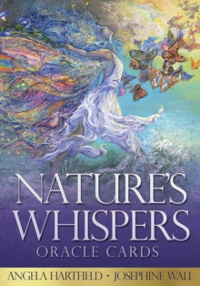 Nature's Whispers Oracle Cards, Mixed media product