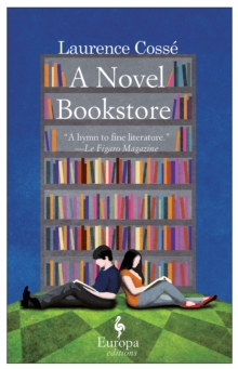 A Novel Bookstore, Paperback Book