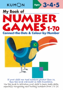 My Book of Number Games 1-70, Paperback Book