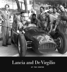 Lancia and De Virgilio : At the Centre, Hardback Book